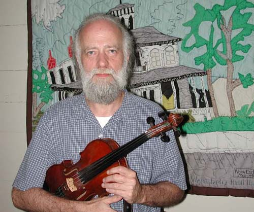 James Bryan at Old Alabama Town Montgomer, ezell quilt, steve grauberger photo